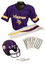 NFL Vikings Player Costume