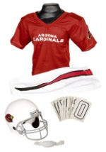Boys NFL Cardinals Uniform Costume