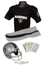 Child NFL Raiders Uniform Costume