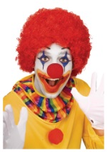 Classic Red Clown Wig