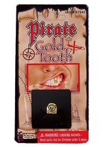 Gold Tooth Prop