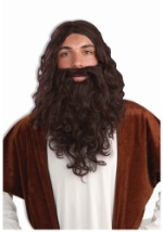 Savior Beard and Wig Set