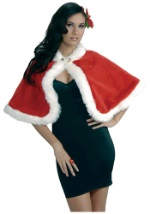 Mrs. Claus Christmas Stole