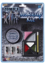 Undead Zombie Makeup Kit