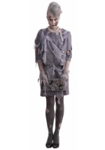 Scary Zombie Woman Costume