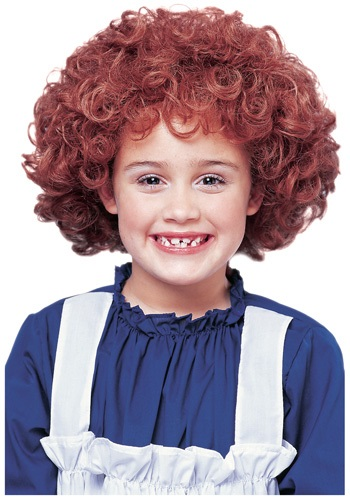Child Little Orphan Wig