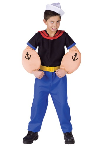 Popeye Boys Costume