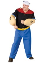 Popeye Plus Costume