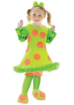 Lolly the Clown Toddler Costume