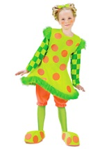 Lolly the Clown Child Costume