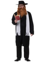 Mens Rabbi Costume