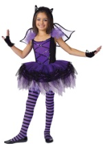 Child Batarina Vampire Costume