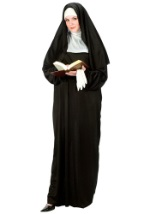 Catholic Nun Plus Costume