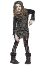 Girls Living Dead Zombie Costume