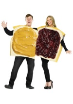 Adult Peanut Butter and Jelly Duo Costume