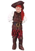 Toddler Sea Dog Pirate Costume