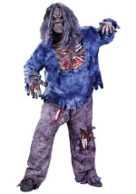 Plus Size Horror Zombie Costume