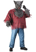 Werewolf Plus Size Mens Costume