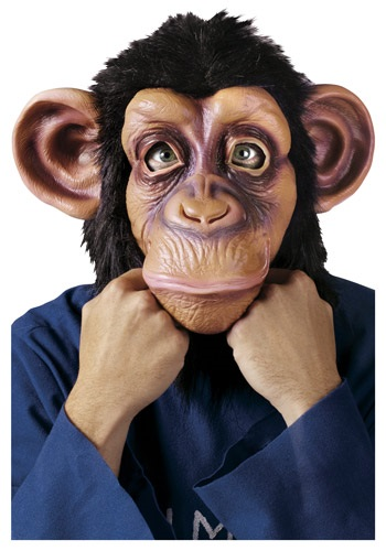 Chimp Deluxe Mask