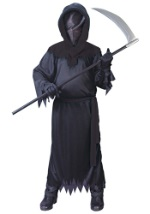 Kids Faceless Ghost Reaper Costume