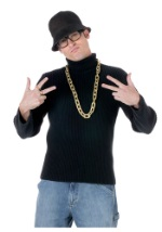 80s Rapper Costume Kit
