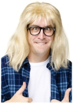 Garth Algar SNL Wig