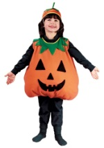 Childrens Pumpkin Costume
