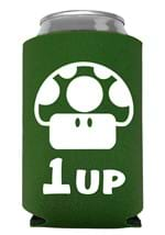 Mario Can 1 Up Koozie