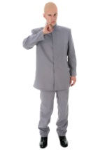 Dr. Evil Deluxe Plus Costume