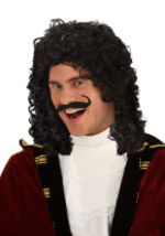 Captain Hook Wig