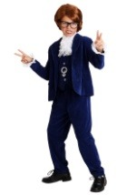 Deluxe Swinger Child Costume