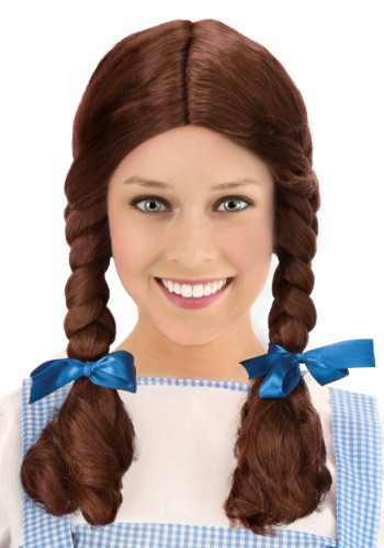 Deluxe Dorothy Gale Wig
