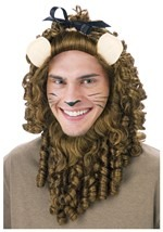 Cowardly Lion Wig and Mane