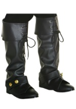Deluxe Child Pirate Boot Tops