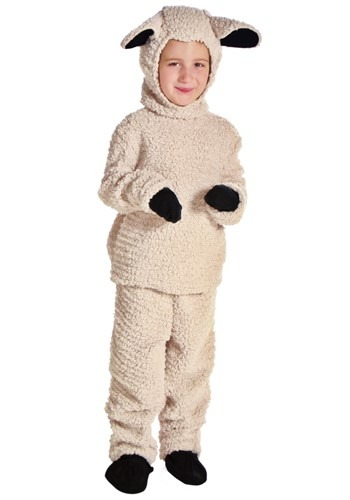 Child Wooly Sheep Costume
