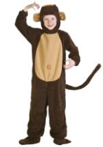 Boys Cheeky Monkey Costume