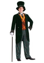 Deluxe Mad Hatter Plus Costume