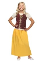 Girls Peasant Costume