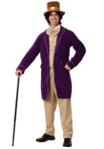 Deluxe Chocolate Factory Candy Man Costume