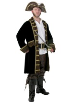 Pirate Costume Men's Plus Size