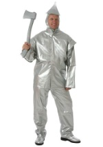 Tin Man Deluxe Costume