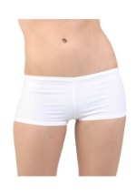White Hot Pants