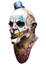 Scary Mime Zack Clown Mask