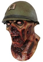 Zombie Captain Lester Mask