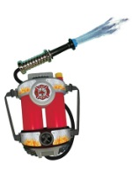 Fire Hose Firefighter Backpack