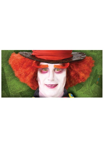 Mad Hatter Eyebrows