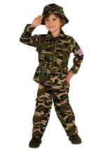 Toddler Army Sergeant Costume