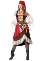 Ladies Deckhand Pirate Costume
