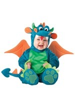 Plush Dragon Baby Costume