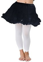Girl's Black Petticoat